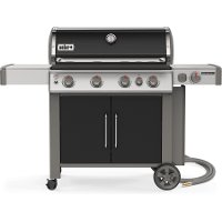 67016001 Weber Genesis II E-435 Natural Gas Grill Black