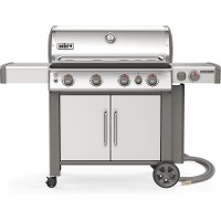 67006001 Weber Genesis II S-435 Natural Gas Grill Stainless Steel