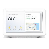H1A-GOOGLE HOME HUB CHALK Google Nest Hub - Chalk White