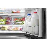 Whirlpool Counter Depth French Door Refrigerator 23 8 Cu