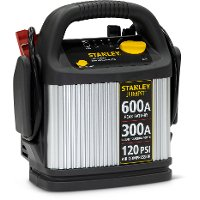 Stanley Battery Jump Starter with Compressor