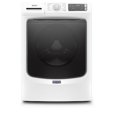 MHW6630HW Maytag Front Load Washer with 16-Hr Fresh Hold option - White 4.8 cu. ft.