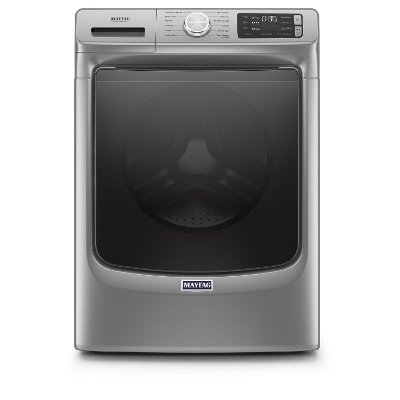 MHW6630HC Maytag Front Load Washer with 16-Hr Fresh Hold - Metallic Slate