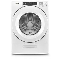 WFW5620HW Whirlpool Closet-Depth Front Load Washer - 4.5 cu. ft. White