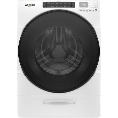 WFW6620HW Whirlpool Front Load Washer Closet-Depth - 4.5 cu. ft.  White