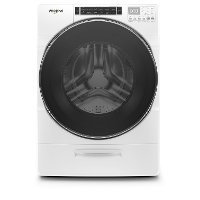 WFW8620HW Whirlpool Front Load Washer with Load & Go XL Dispenser -  5.0 cu. ft. White