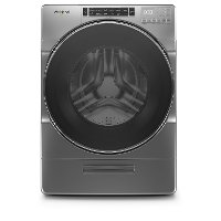 WFW8620HC Whirlpool Front Load Washer with Load and Go XL Dispenser - 5.0 cu. ft.  Chrome