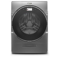 WFW9620HC Whirlpool Smart Front Load Washer with XL Plus Dispenser - 5.0 cu. ft. Chrome Shadow