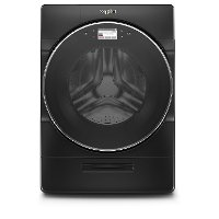 WFW9620HBK Whirlpool Smart Front Load Washer with XL Plus Dispenser - 5.0 cu. ft. Black