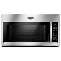 MMV4206FZ Maytag 2.0 cu. ft Over the Range Microwave Hood - Fingerprint Resistant Stainless Steel