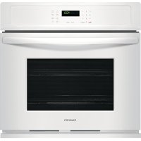 FFEW2726TW Frigidaire 27 Inch Single Wall Oven - 3.8 cu. ft. White