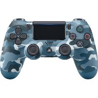 PS4 SCE 303235 PS4 Controller Wireless DualShock 4 - Blue Camo