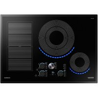 NZ30M9880UB Samsung Chef 30 Inch Induction Cooktop - Black