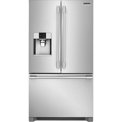 FPBS2778UF Frigidaire Professional French Door Refrigerator - 26.7 cu. ft., 36 Inch Stainless Steel
