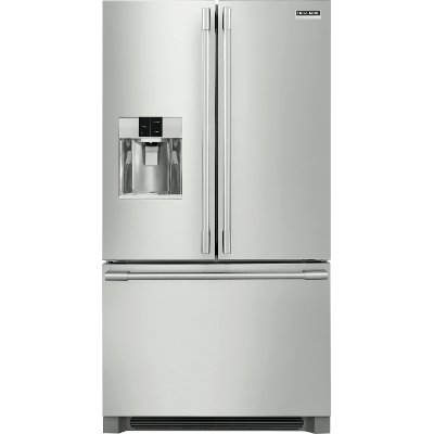 FPBC2278UF Frigidaire Professional French Door Refrigerator - 21.6 cu. ft., 36 Inch Counter Depth Stainless Steel