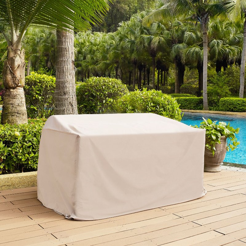 Outdoor Patio Loveseat Furniture Cover