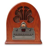 CR32D-PA Cathedral Old Style Antique Radio with Bluetooth
