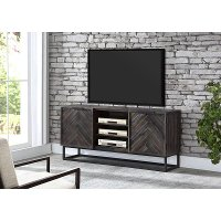Reclaimed Wood and Metal 63 inch TV Stand - Aspen Court