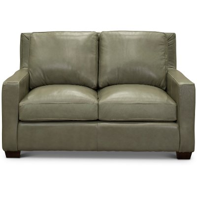 Magnificent Shop Leather Loveseats Bench Made Leather Furniture Bralicious Painted Fabric Chair Ideas Braliciousco