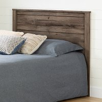 11925 Modern Fall Oak Brown Full Headboard - Fynn