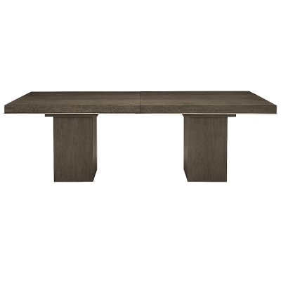 Charcoal Dining Room Table - Linea