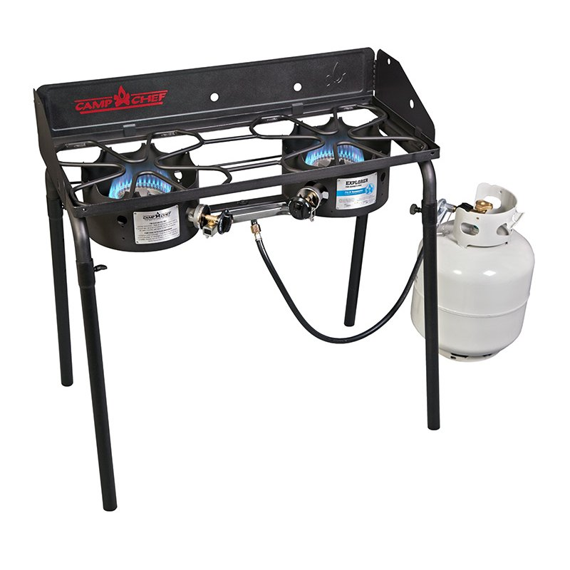 Camp Chef Two-Burner Stove - Explorer