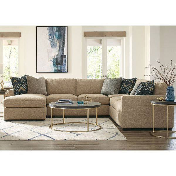 Fabric Sectionals Craftmaster Furniture Inc Furniture Store