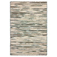 8 x 10 Large Casual Dark Gray Area Rug - Topanga