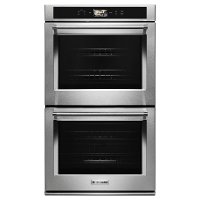 KODE900HSS KitchenAid 30 Inch Smart Oven+ Double Wall Oven - 10 cu. ft. Stainless Steel