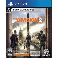 PS4 UBI 03645 Tom Clancy's The Division 2 - PS4