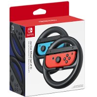 SWI HACABG2AA Nintendo Switch Joy-Con Wheel - Set of 2 Black
