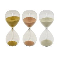Assorted Hourglass 90 Minute Sand Timer