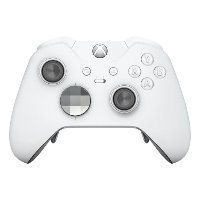 XB1 MIC HM3011 Elite Wireless Xbox One Controller - White
