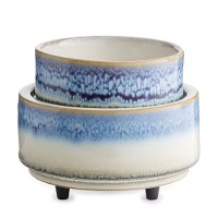 Blue and White 2-In-1 Classic Warmer - Candle Warmers
