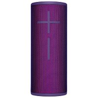 UE,BOOM3-SPKR,PURPLE UE Boom 3 Bluetooth Speaker - Ultraviolet Purple