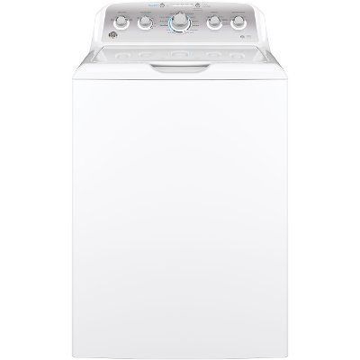 GTW500ASNWS GE Top Load Washer with Rear Control - 4.6 cu. ft. White