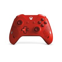 XB1 MIC WL3125 Wireless Xbox One Controller- Sport Red Special Edition