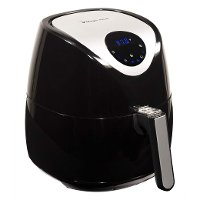 MCAF37DB Magic Chef 3.7 Quart Black Digital Air Fryer