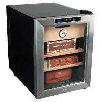 CC-100H NewAir 250 Count Cigar Heater and Cooler Humidor