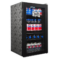 AB-1200BP NewAir 126 Can Retro Pepsi Beverage Cooler