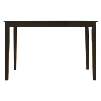 Black Dining Room Table - Kimonte
