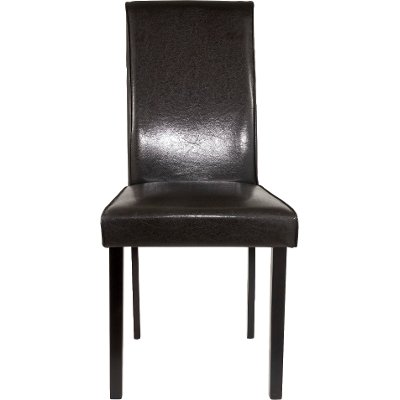 Transitional Brown Dining Room Chair - Kimonte