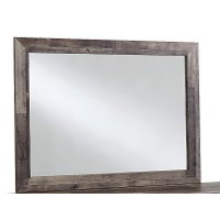 Modern Farmhouse Rustic Mirror - Broadmore