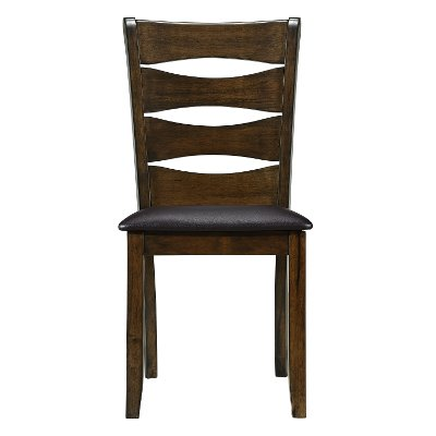 Dark Cherry Dining Room Chair - Darla