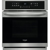FGEW2766UF Frigidaire Gallery 27 Inch Single Wall Oven - 3.8 cu. ft. Stainless Steel