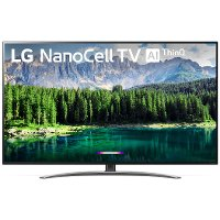 55SM8600 LG Nano 8 Series 4K 55 Inch Smart UHD NanoCell TV w/ AI ThinQ
