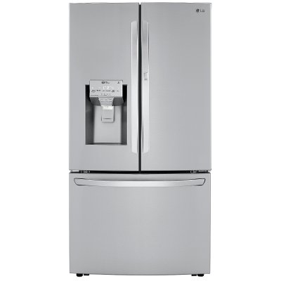 LRFDS3006S LG 29.7 cu. ft. French Door-in-Door Smart Refrigerator - 36 Inch Stainless Steel