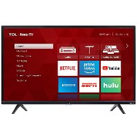 32S325 TCL 3 Series 32 Inch HD LED Roku Smart TV