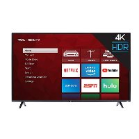 43S425 TCL 4 Series 43 Inch 4K UHD Roku Smart TV