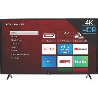65S425 TCL 4 Series 65 Inch 4K UHD Roku Smart TV